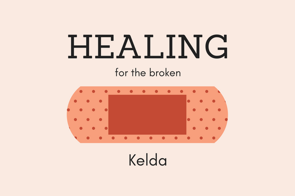 Kelda runs for freedom