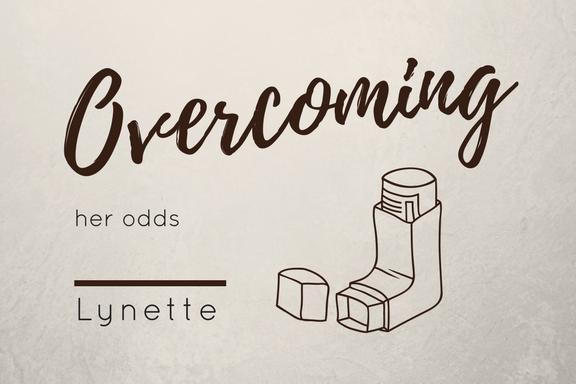 Lynette runs for freedom