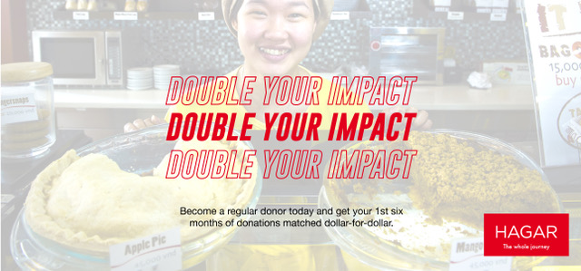 Double Your Giving Impact!