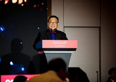 HAGAR Freedom Gala
