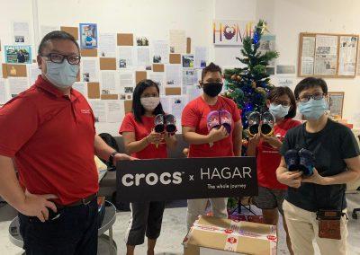 crocs x HAGAR-053