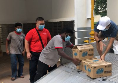 COVID-19 hits migrant workers in Singapore