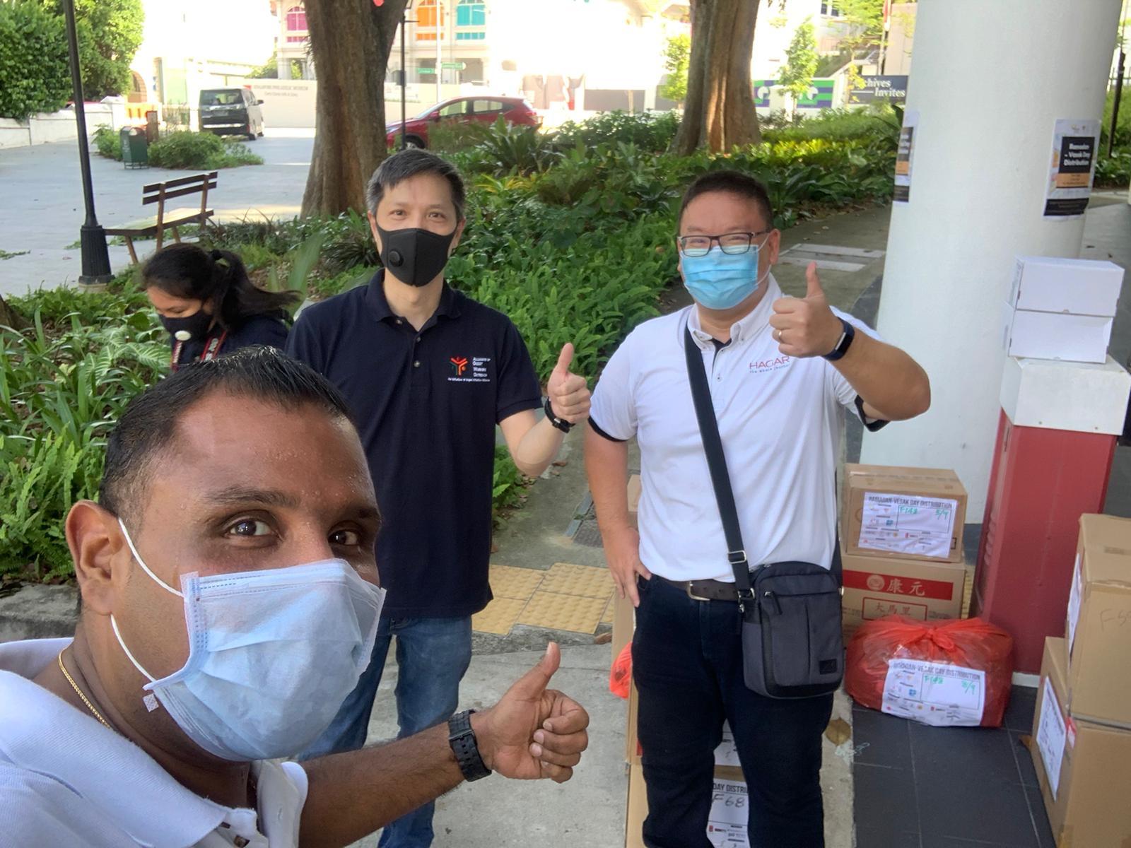 COVID19 Update Singapore