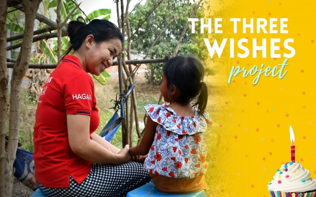 The Three Wishes Project