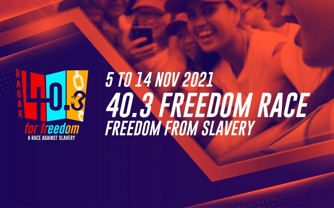 40.3 Freedom Race 2021